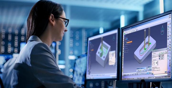 Simulación y Generación de Programas de Control Numérico