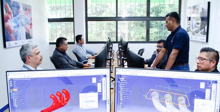 Sala de Certificación en técnicas de Diseño 3D de Partes