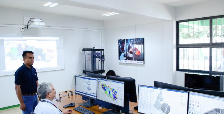 Laboratorio de Manufactura Aditiva